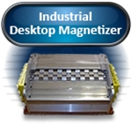 Industrial Desktop Magnetizer
