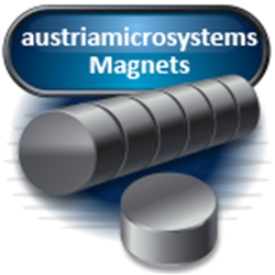 austriamicrosystems Magnet